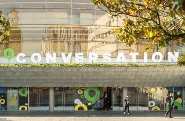 Convention Conversation La Cité des Congrès de Nantes