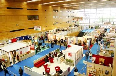 Grande Halle La Cité des Congrès de Nantes salon et exposition