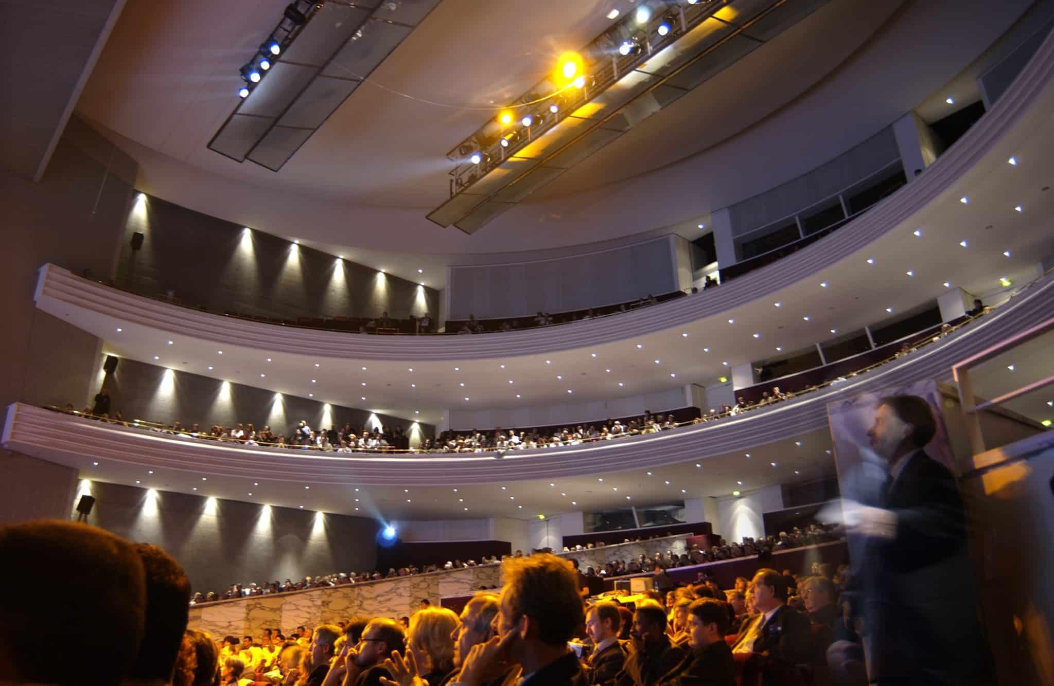 Grand Auditorium La Cité des Congrès de Nantes